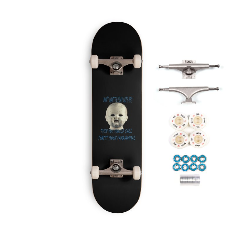 Play with Me Accessories Complete - Premium Skateboard by forestmoonparanormal's Artist Shop