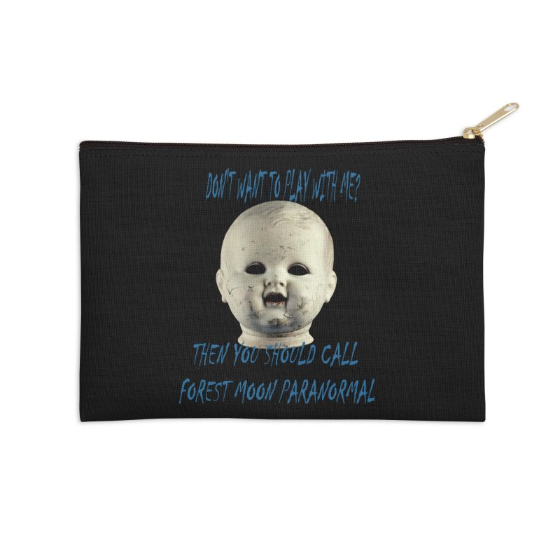 Play with Me Accessories Zip Pouch by forestmoonparanormal's Artist Shop