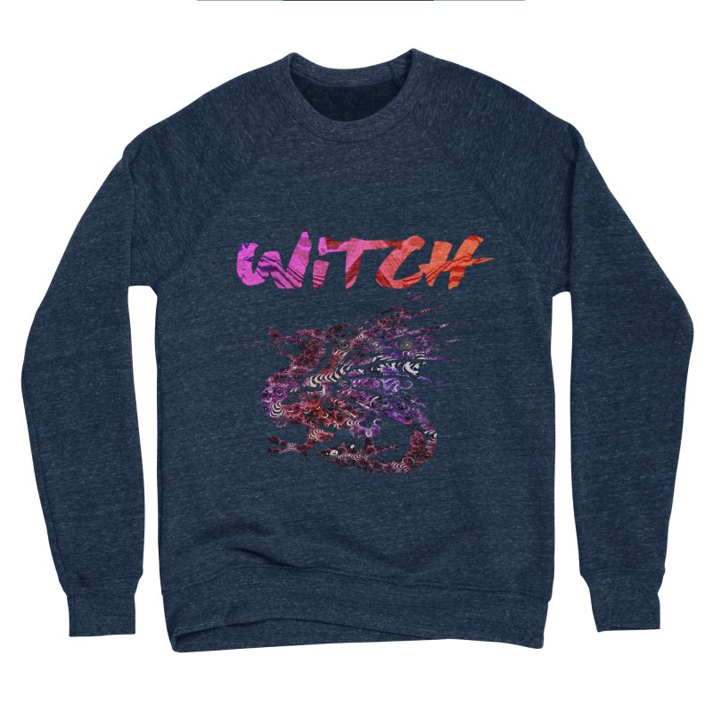 Witch Women's Sponge Fleece Sweatshirt by forestmoonparanormal's Artist Shop