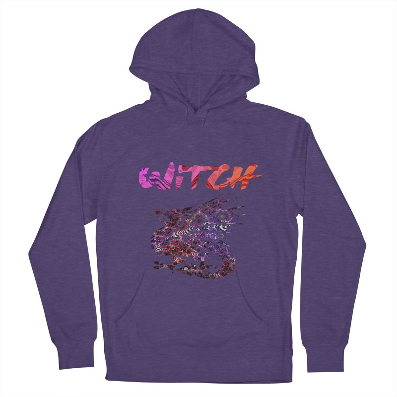 Witch Men's French Terry Pullover Hoody by forestmoonparanormal's Artist Shop