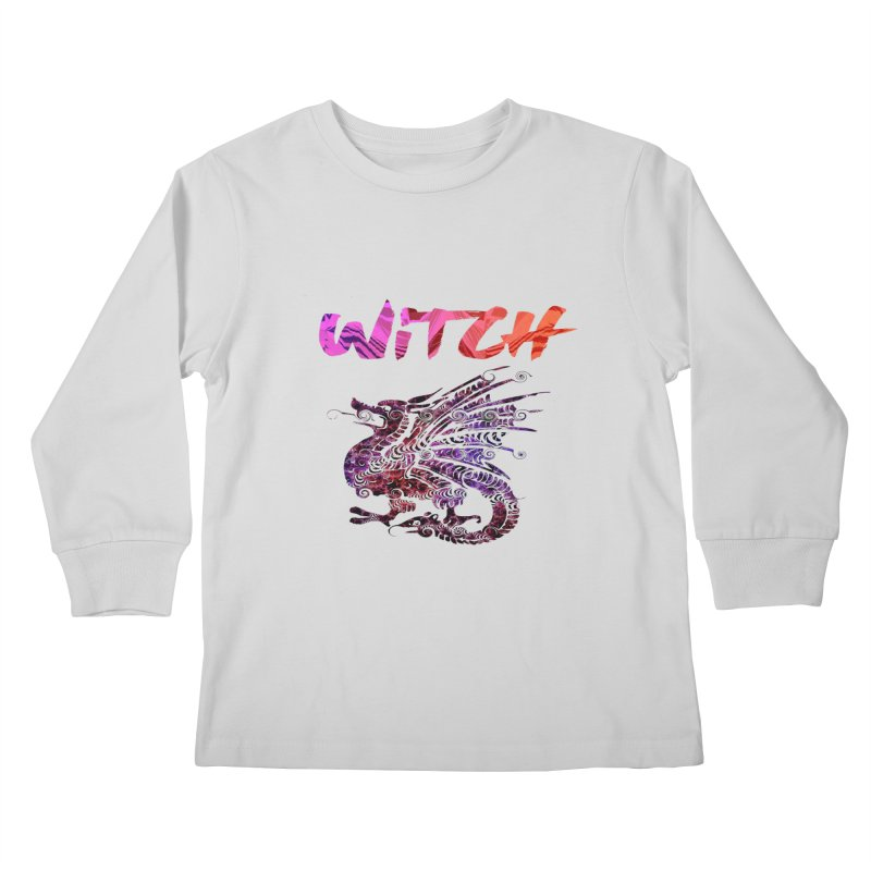 Witch Kids Longsleeve T-Shirt by forestmoonparanormal's Artist Shop