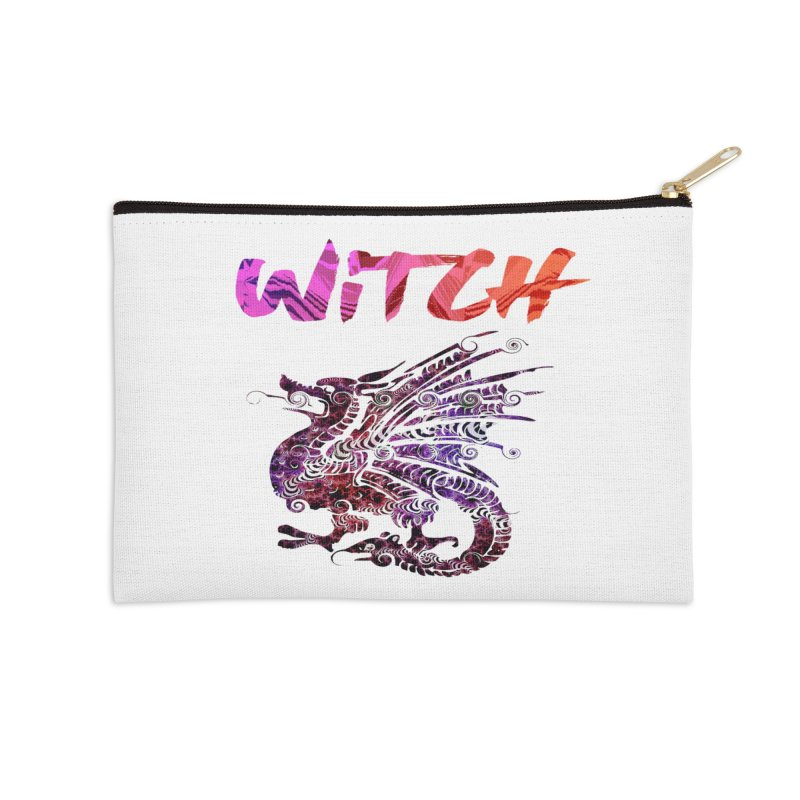 Witch Accessories Zip Pouch by forestmoonparanormal's Artist Shop