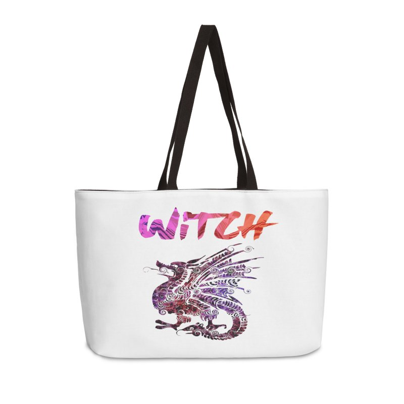 Witch Accessories Weekender Bag Bag by forestmoonparanormal's Artist Shop