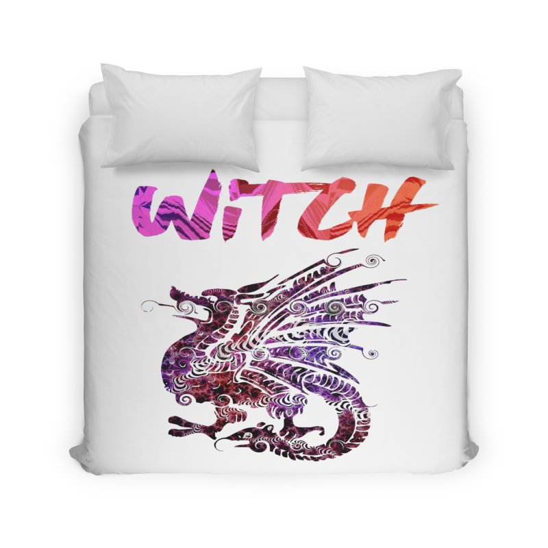Witch Home Duvet by forestmoonparanormal's Artist Shop