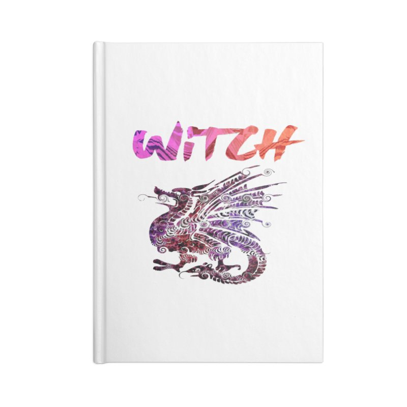 Witch Accessories Blank Journal Notebook by forestmoonparanormal's Artist Shop