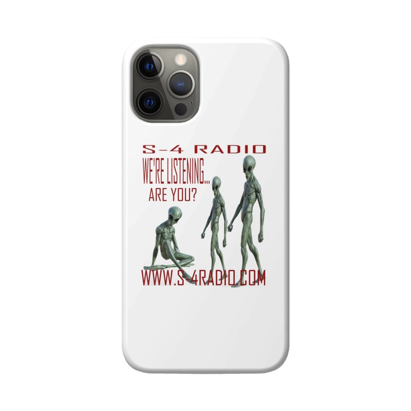 We're Listening... Accessories Phone Case by forestmoonparanormal's Artist Shop