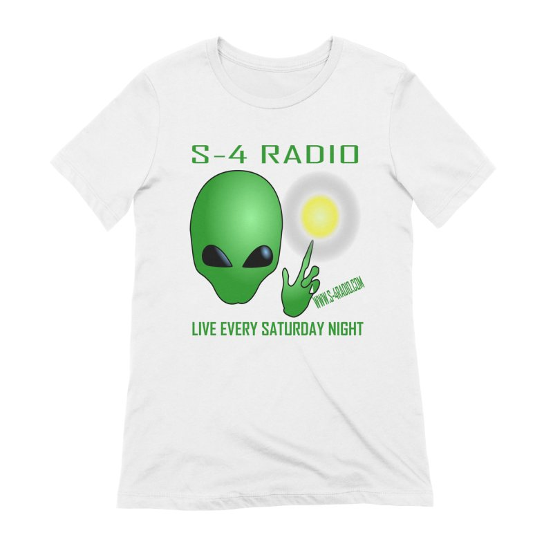 S-4 Radio Women's Extra Soft T-Shirt by forestmoonparanormal's Artist Shop