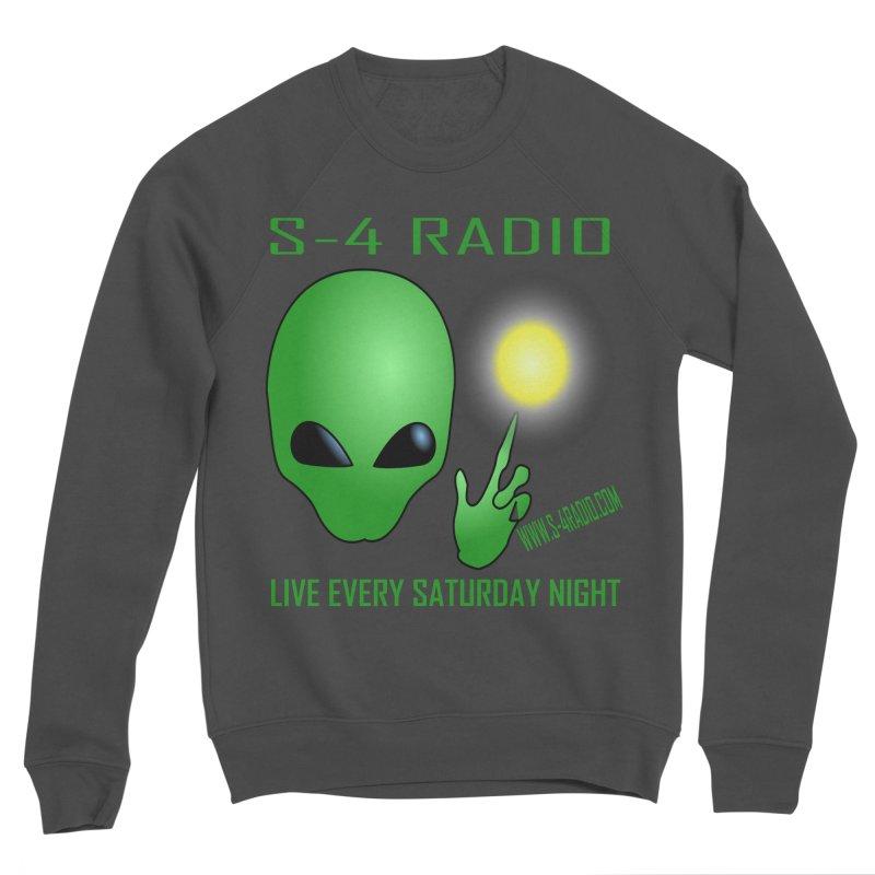 S-4 Radio Women's Sponge Fleece Sweatshirt by forestmoonparanormal's Artist Shop