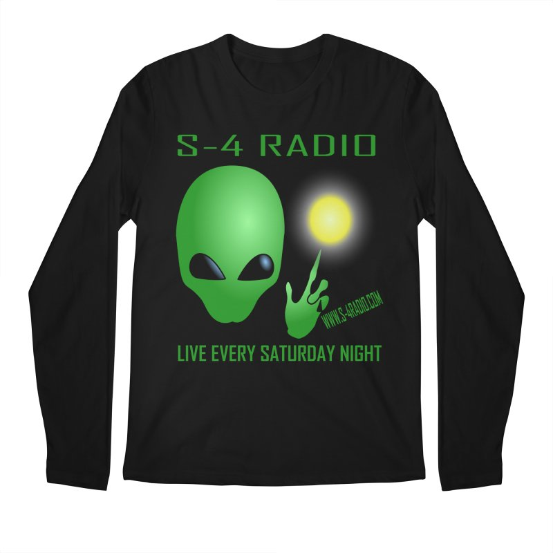 S-4 Radio Men's Regular Longsleeve T-Shirt by forestmoonparanormal's Artist Shop