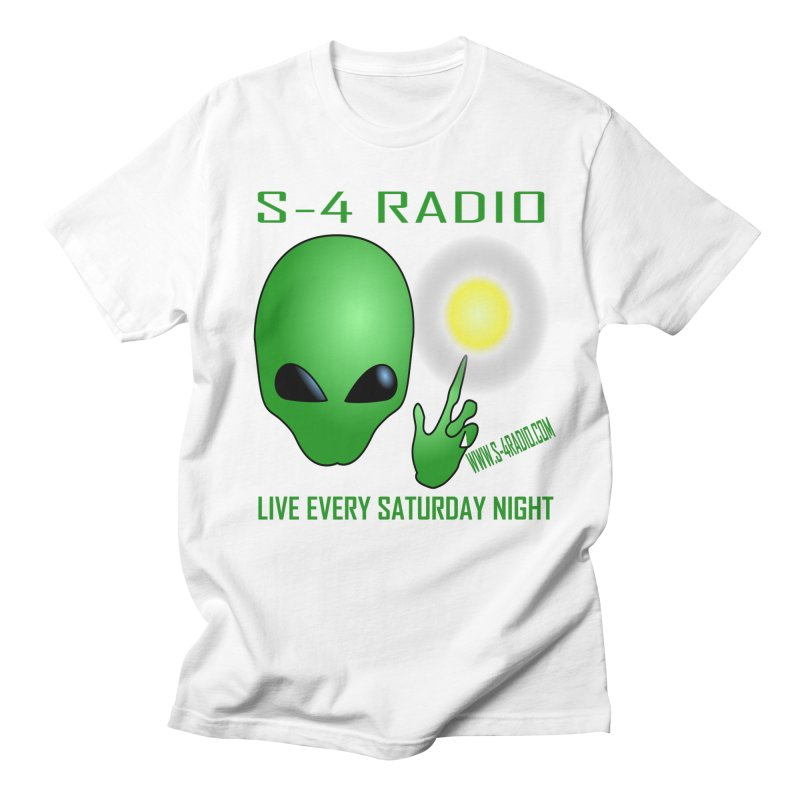 S-4 Radio Women's Regular Unisex T-Shirt by forestmoonparanormal's Artist Shop