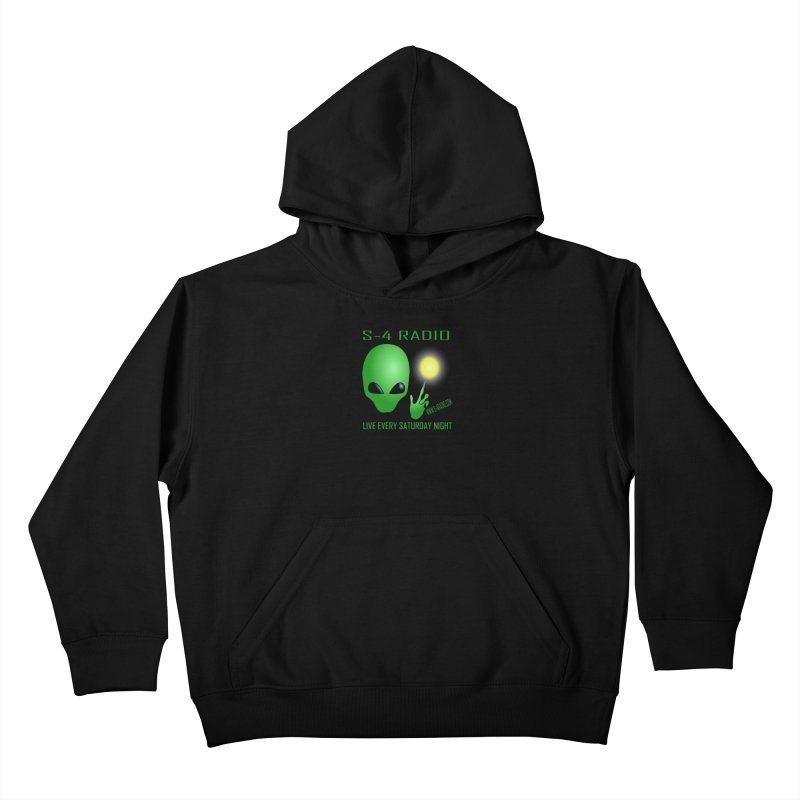 S-4 Radio Kids Pullover Hoody by forestmoonparanormal's Artist Shop