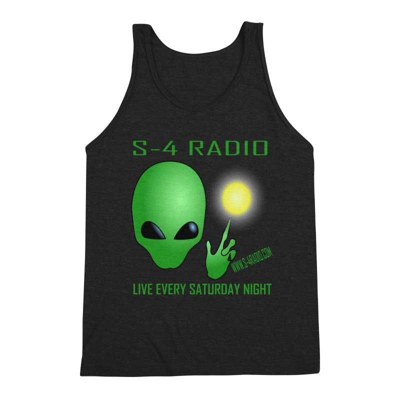S-4 Radio Men's Tank by forestmoonparanormal's Artist Shop