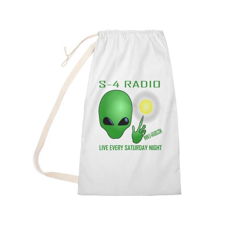 S-4 Radio Accessories Laundry Bag Bag by forestmoonparanormal's Artist Shop
