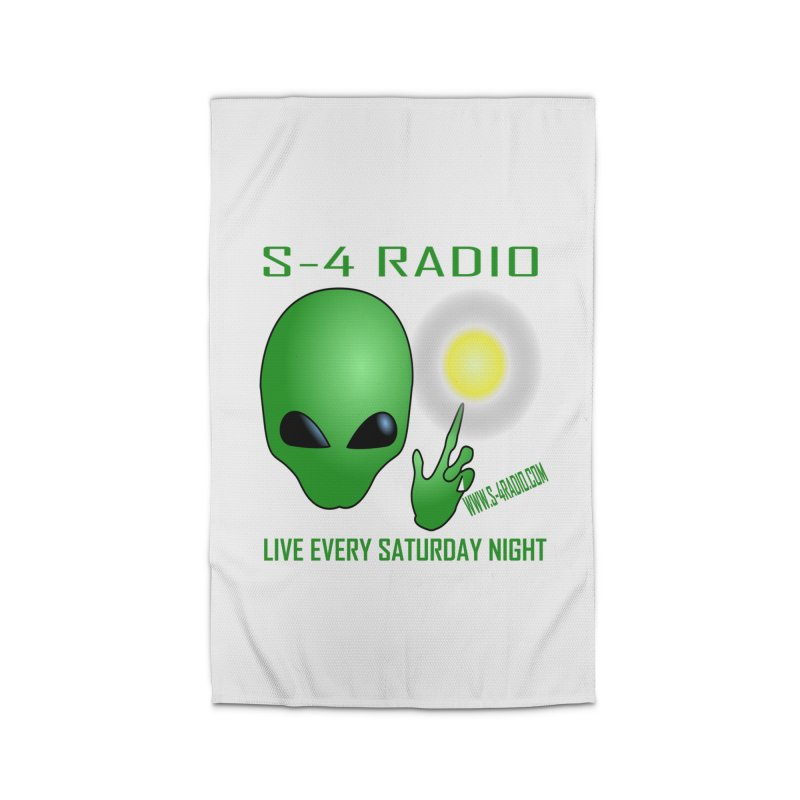 S-4 Radio Home Rug by forestmoonparanormal's Artist Shop