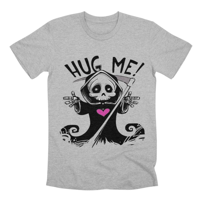 Hug Me! Men's Premium T-Shirt by forestmoonparanormal's Artist Shop