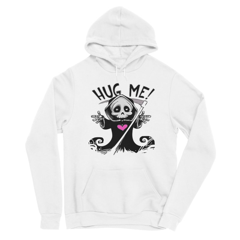 Hug Me! Women's Sponge Fleece Pullover Hoody by forestmoonparanormal's Artist Shop