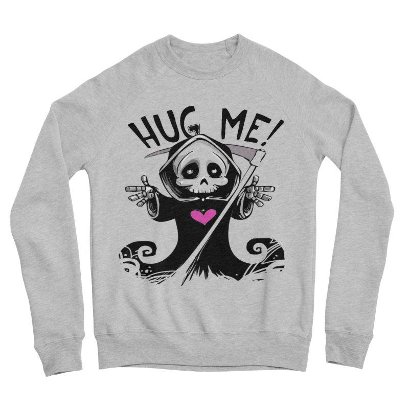 Hug Me! Women's Sponge Fleece Sweatshirt by forestmoonparanormal's Artist Shop