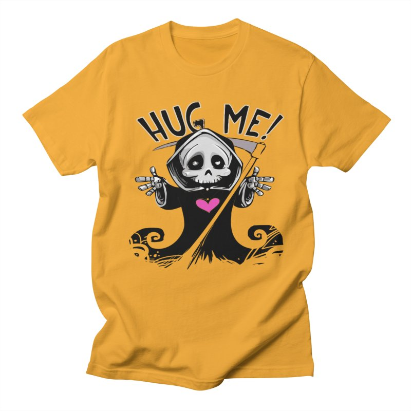 Hug Me! Women's Regular Unisex T-Shirt by forestmoonparanormal's Artist Shop