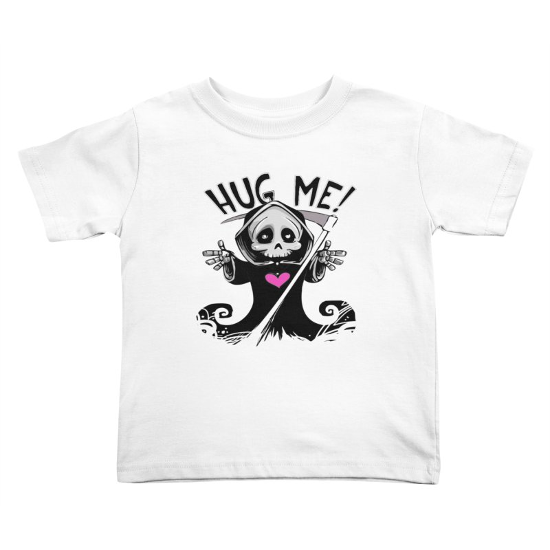 Hug Me! Kids Toddler T-Shirt by forestmoonparanormal's Artist Shop