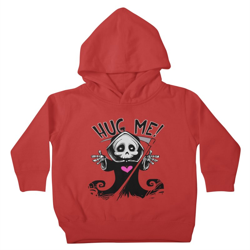 Hug Me! Kids Toddler Pullover Hoody by forestmoonparanormal's Artist Shop