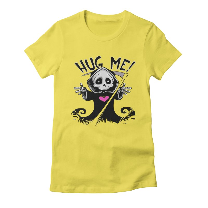 Hug Me! Women's T-Shirt by forestmoonparanormal's Artist Shop