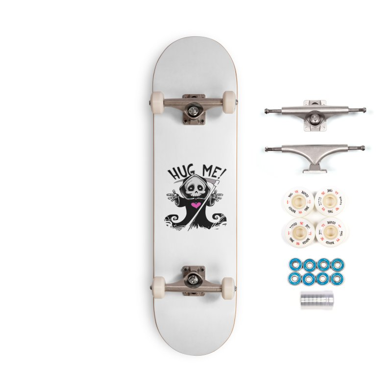 Hug Me! Accessories Complete - Premium Skateboard by forestmoonparanormal's Artist Shop