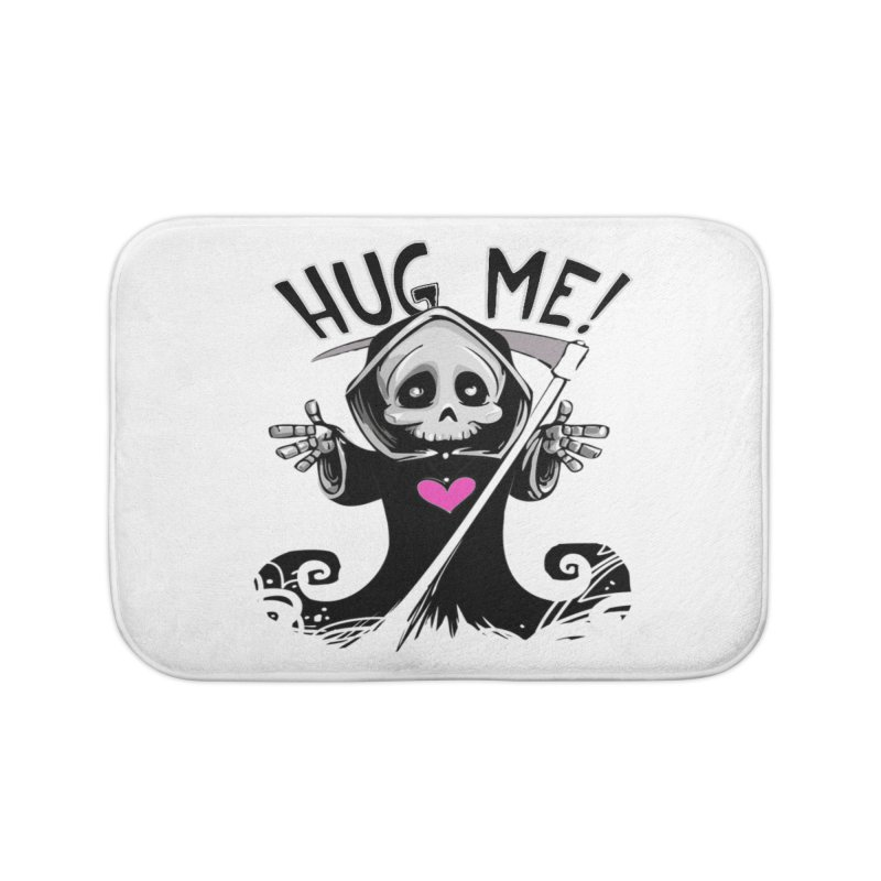 Hug Me! Home Bath Mat by forestmoonparanormal's Artist Shop