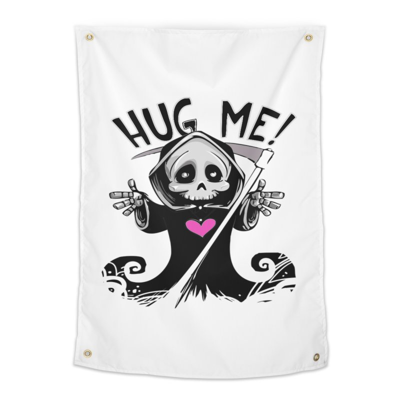 Hug Me! Home Tapestry by forestmoonparanormal's Artist Shop