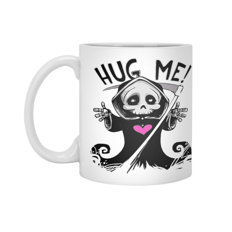 Hug Me! Accessories Standard Mug by forestmoonparanormal's Artist Shop
