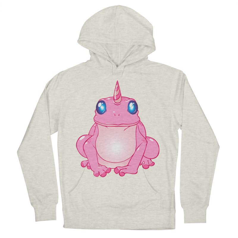 Frogicorn Men's French Terry Pullover Hoody by forestmoonparanormal's Artist Shop