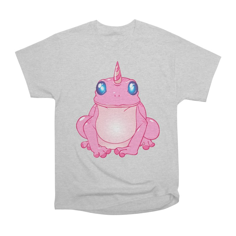 Frogicorn Men's Heavyweight T-Shirt by forestmoonparanormal's Artist Shop