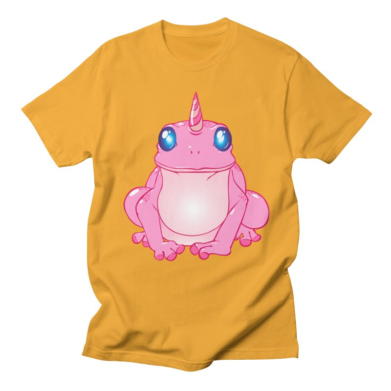 Frogicorn Men's T-Shirt by forestmoonparanormal's Artist Shop