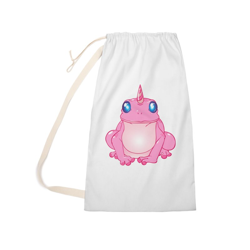 Frogicorn Accessories Laundry Bag Bag by forestmoonparanormal's Artist Shop