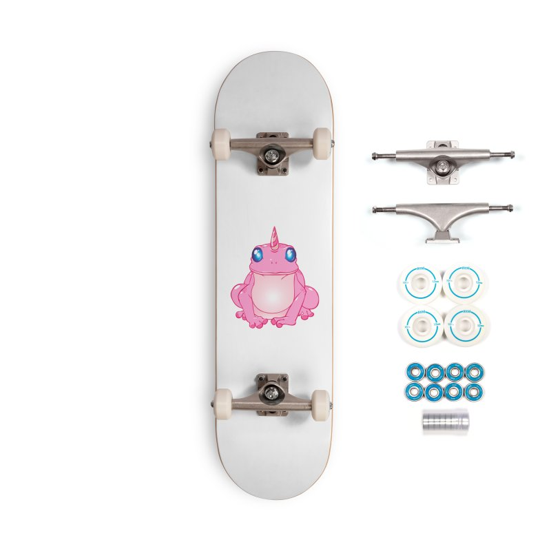 Frogicorn Accessories Complete - Basic Skateboard by forestmoonparanormal's Artist Shop