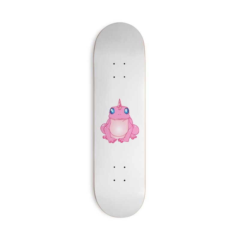 Frogicorn Accessories Deck Only Skateboard by forestmoonparanormal's Artist Shop