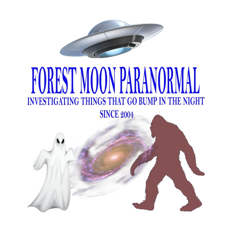 FMP SHIRT by forestmoonparanormal's Artist Shop