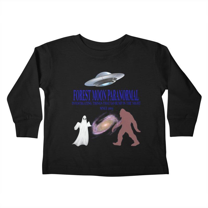 FMP SHIRT Kids Toddler Longsleeve T-Shirt by forestmoonparanormal's Artist Shop
