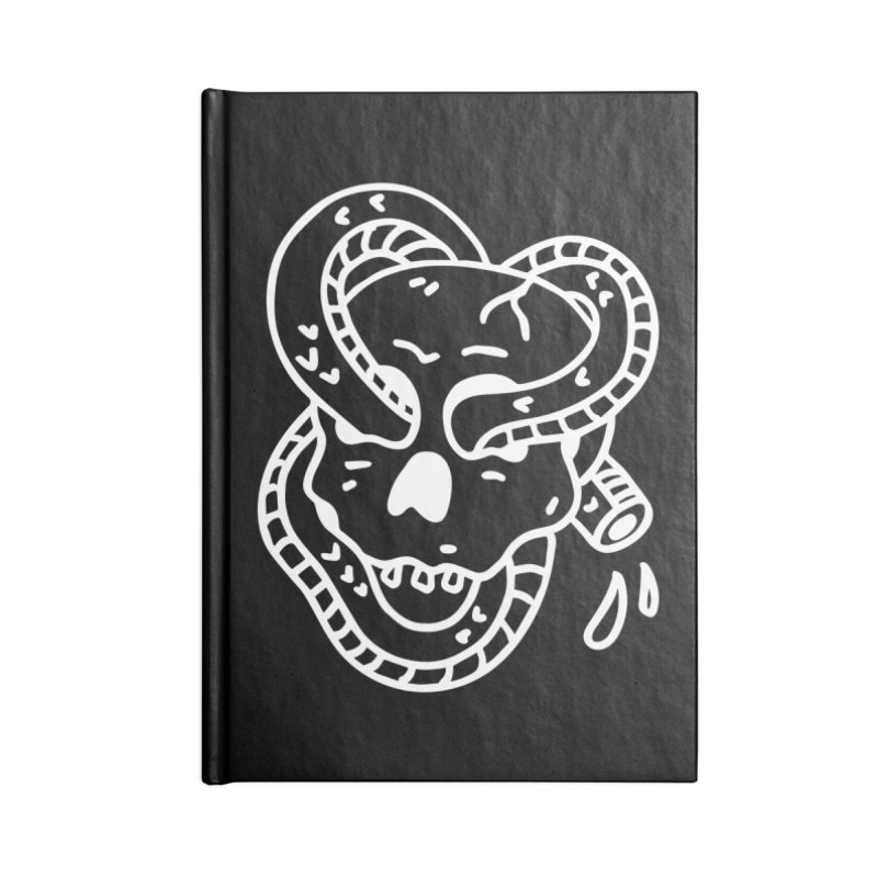 Memento Mori Accessories Notebook by Forever Endless