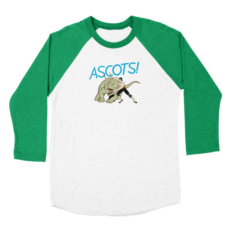 Ascots Men's Longsleeve T-Shirt by forlornfunnies's haute couture