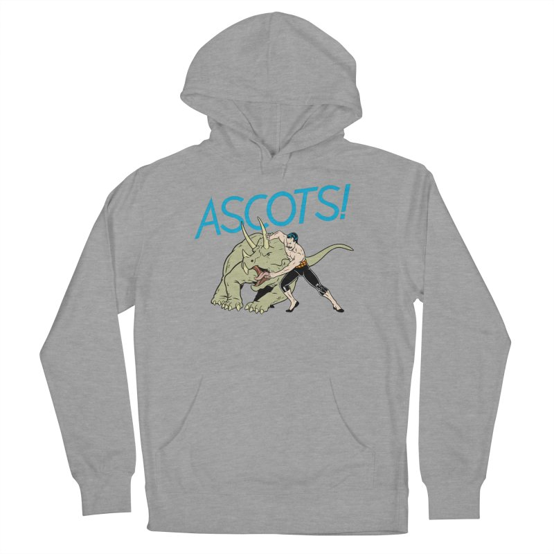 Ascots Men's Pullover Hoody by forlornfunnies's haute couture