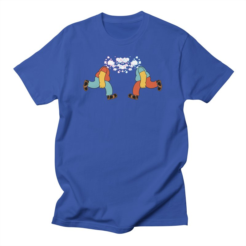 Bubblehead Men's T-Shirt by forlornfunnies's haute couture