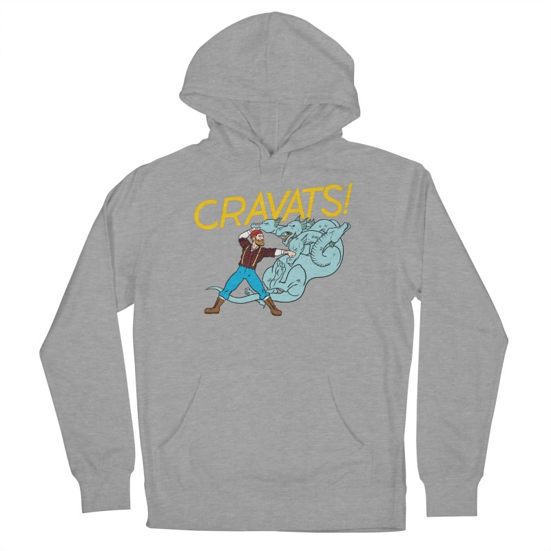 Cravats! Men's Pullover Hoody by forlornfunnies's haute couture