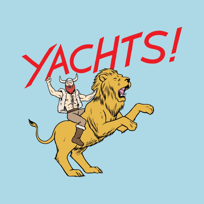 Yachts! by forlornfunnies's haute couture