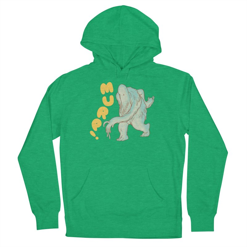 Murp! Women's French Terry Pullover Hoody by forlornfunnies's haute couture