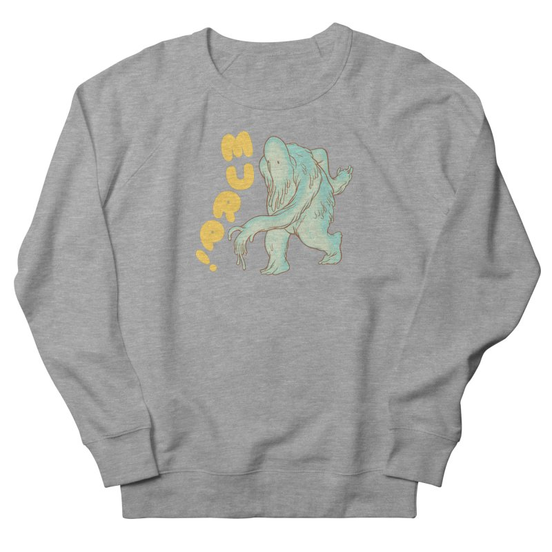 Murp! Women's Sweatshirt by forlornfunnies's haute couture