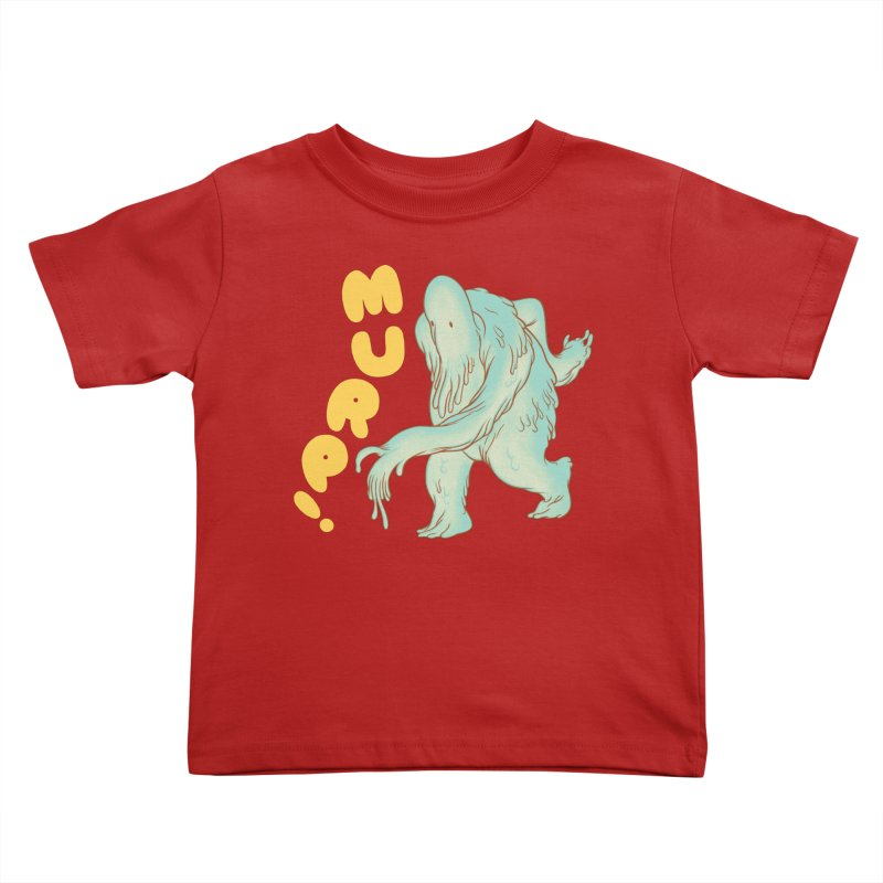 Murp! Kids Toddler T-Shirt by forlornfunnies's haute couture