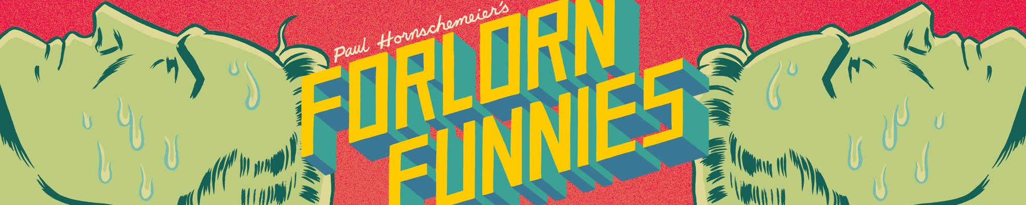 forlornfunnies Cover