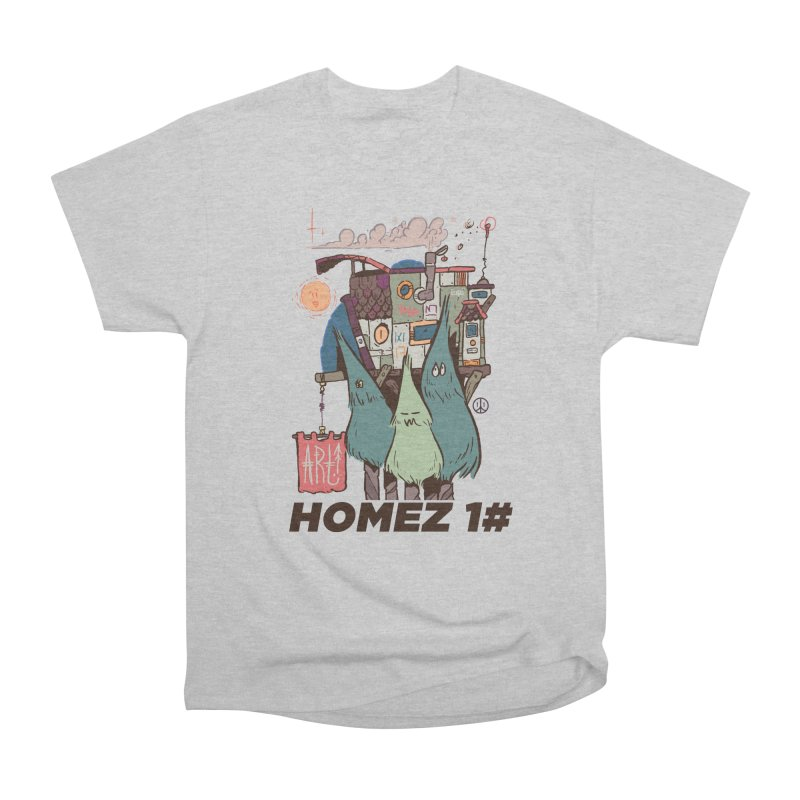 Forpe Goes Homez Men's Classic T-Shirt by forpe's Artist Shop
