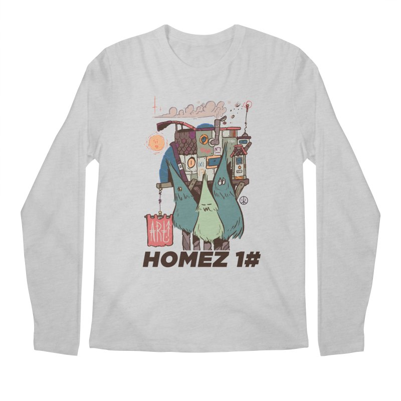 Forpe Goes Homez Men's Longsleeve T-Shirt by forpe's Artist Shop