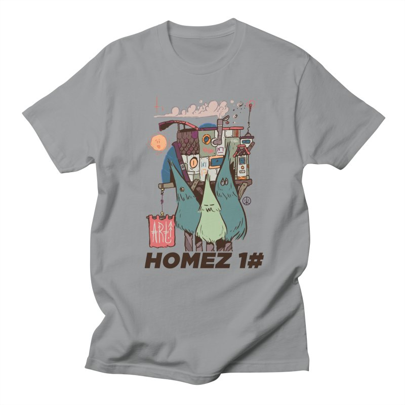 Forpe Goes Homez Women's Unisex T-Shirt by forpe's Artist Shop
